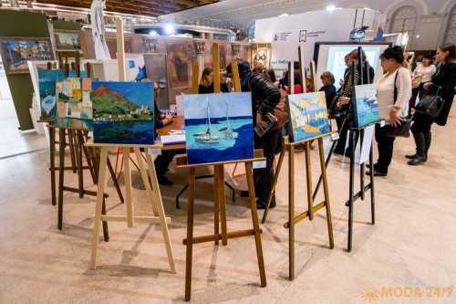 выставка душа удэге открылась в залах приморского отделения союза художников россии