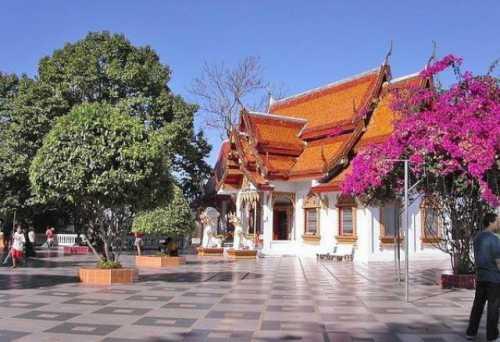чианг рай чианграй, таиланд: храмы, достопримечательности